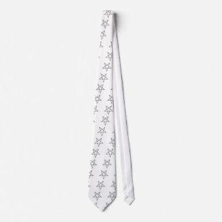 Corbata invertida del Pentagram