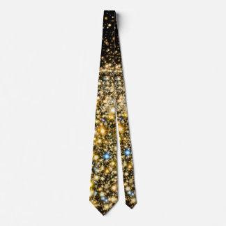 Corbata magnífica del satén de la escala del