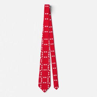 corbata para hombre del día de Canadá