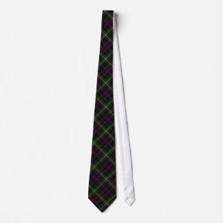 Corbata tradicional de la tela escocesa de Malcolm