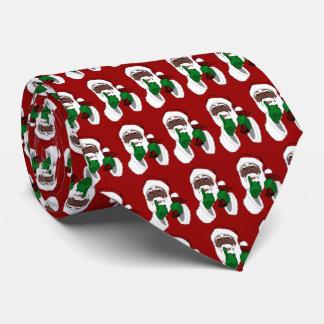 Corbatas de Santa del navidad del lazo de Papá Corbata