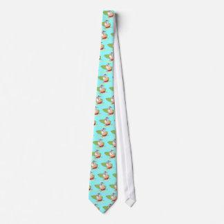 Corbatas de Santa que practican surf Corbata Personalizada