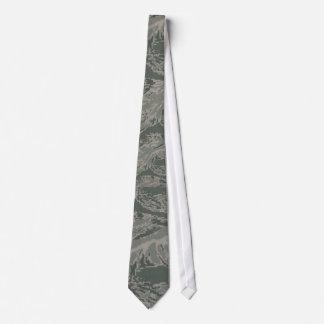 Corbatas del personalizado del camuflaje de la corbatas