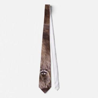 Corbatería mullida del arte de la fauna del corbatas