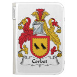 Corbet Family Crest Cases For Kindle