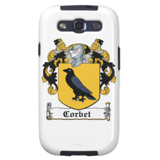 Corbet Family Crest Galaxy S3 Covers