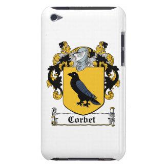 Corbet Family Crest iPod Case-Mate Cases