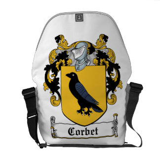 Corbet Family Crest Courier Bags