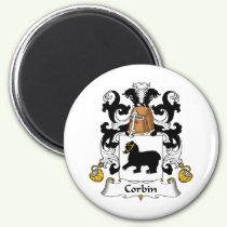 Corbin Family Crest Magnet