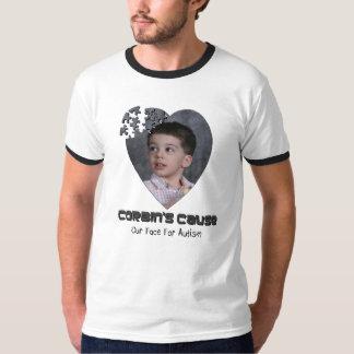 Corbin's Cause Men's tee