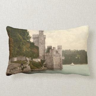 Corcho Irlanda del castillo de Blackrock Cojín