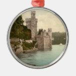 Corcho Irlanda del castillo de Blackrock Ornamento Para Arbol De Navidad