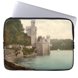 Corcho Irlanda del castillo de Blackrock Fundas Ordendadores