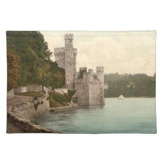Corcho Irlanda del castillo de Blackrock Mantel Individual