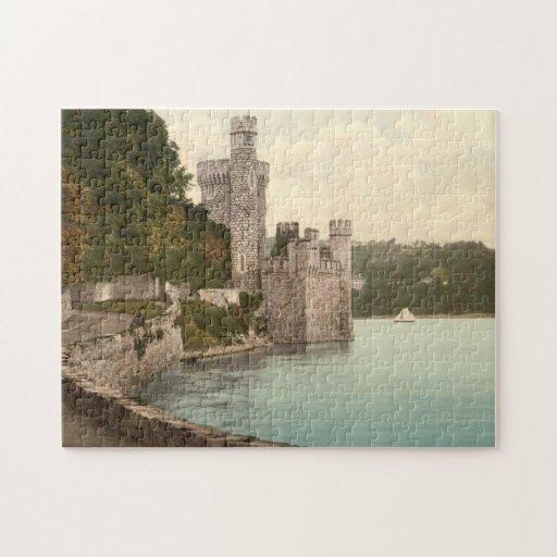 Corcho Irlanda del castillo de Blackrock Rompecabezas Con Fotos