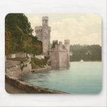 Corcho Irlanda del castillo de Blackrock Alfombrilla De Ratones