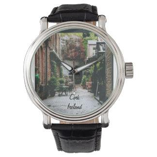 Corcho, reloj de Irlanda