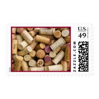 Corchos a montones sellos