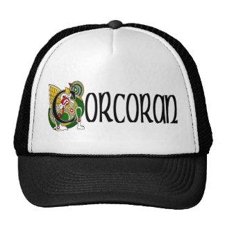 Corcoran Celtic Dragon Cap Trucker Hat