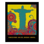 Corcovado for walls print