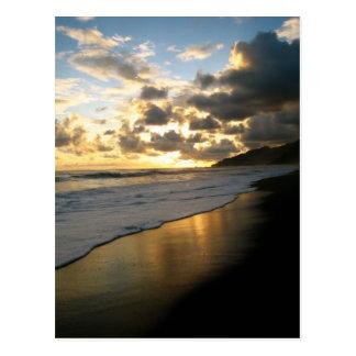 Corcovado National Park Beach Postcard