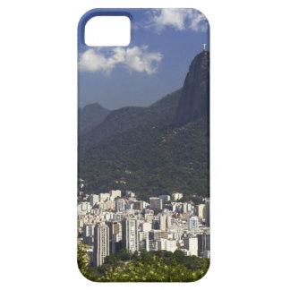 Corcovado overlooking Rio de Janeiro, Brazil iPhone SE/5/5s Case