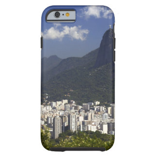 Corcovado overlooking Rio de Janeiro, Brazil Tough iPhone 6 Case