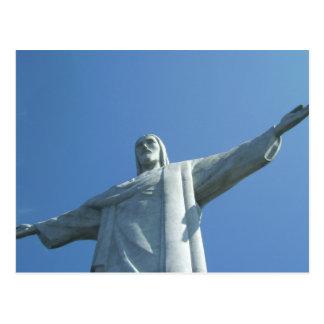 Corcovado Postcard