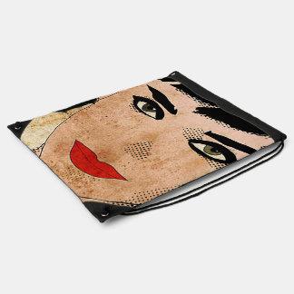 Cord rucksack Audrey H Drawstring Bag