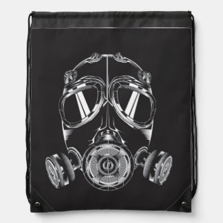 Cord rucksack masks drawstring bag