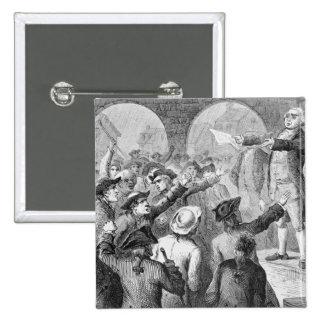 Cordero de Juan que habla en los hijos de la reuni Pin Cuadrado
