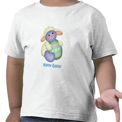 Cordero de Pascua Camisetas