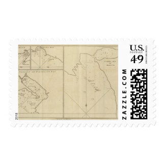 Cordes Bay, Port Famine, Woods Pay, Chile Postage Stamp