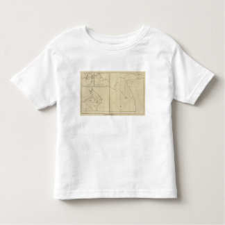 Cordes Bay, Port Famine, Woods Pay, Chile Toddler T-shirt