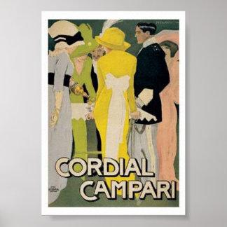 Cordial Campari 2 Poster