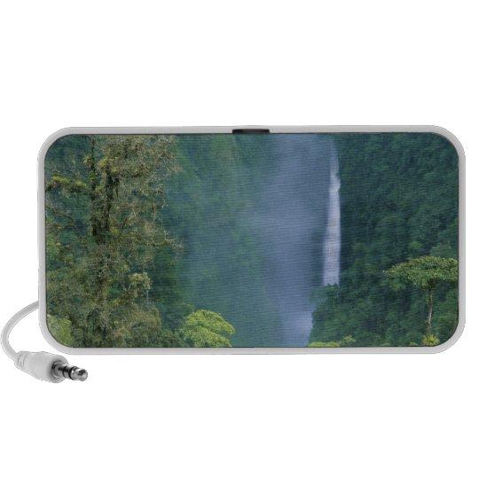 Cordillera Central, Angel Congo) Falls, many Mini Speaker