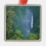 Cordillera Central, Angel Congo) Falls, many Ornament