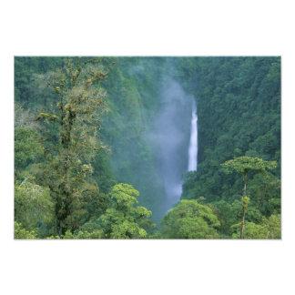 Cordillera Central, Angel Congo) Falls, many Photo Print