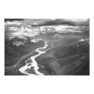 Cordillera de los arroyos Alaska ártica