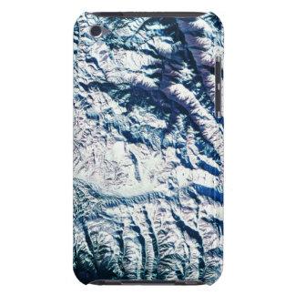 Cordillera del satélite iPod touch cárcasas