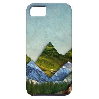 Cordillera Funda Para iPhone 5 Tough