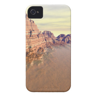 Cordillera magnífica iPhone 4 carcasas
