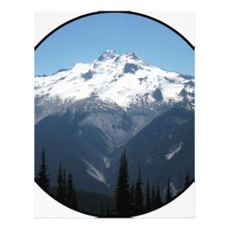 Cordillera Plantillas De Membrete