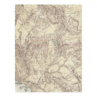 Cordilleras Postal