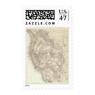 Cordilleras Stamp
