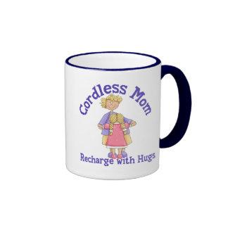 Cordless Mom Mugs