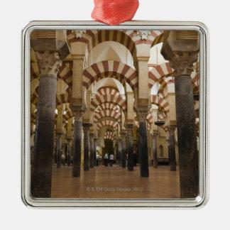Cordoba, Cordoba Province, Spain 2 Metal Ornament