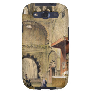 Córdoba: Monje que ruega en un altar cristiano en Galaxy S3 Funda