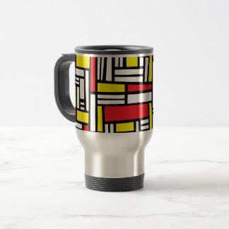 """Cordoba"" Stainless Steel Travel Mug"