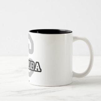 Cordoba Two-Tone Coffee Mug